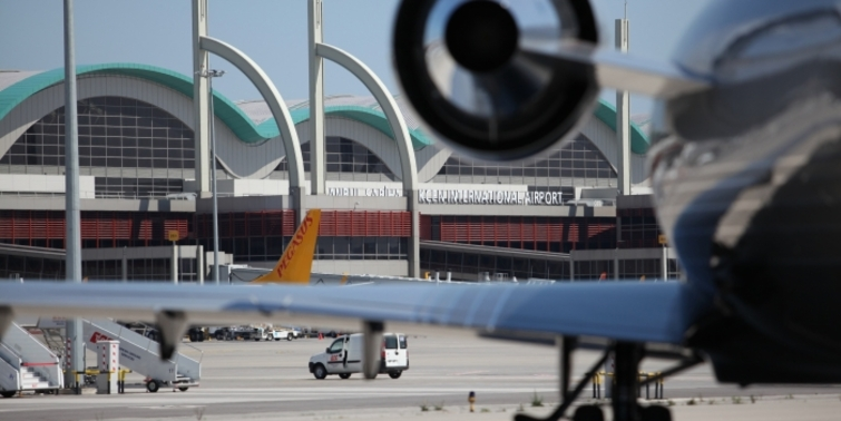 Sabiha Gökçen'in yeni terminali hizmete açıldı