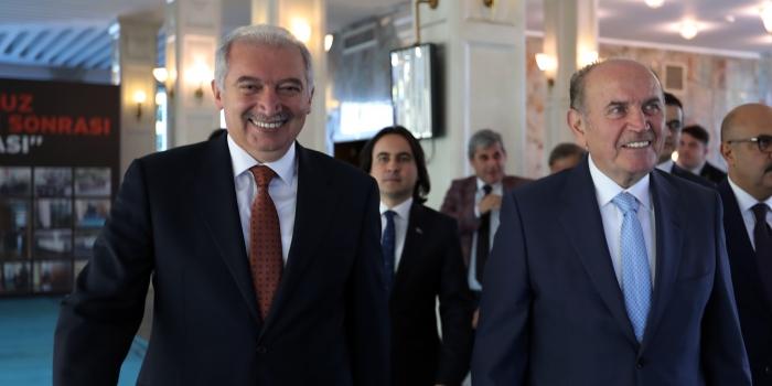 Başkan Uysal: 'Üsküdar-Sancaktepe Metrosu 1 ay içinde açılır'