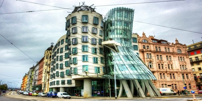 Frank Gehry'nin 'Adamlar yapmış' dedirten muhteşem tasarımları