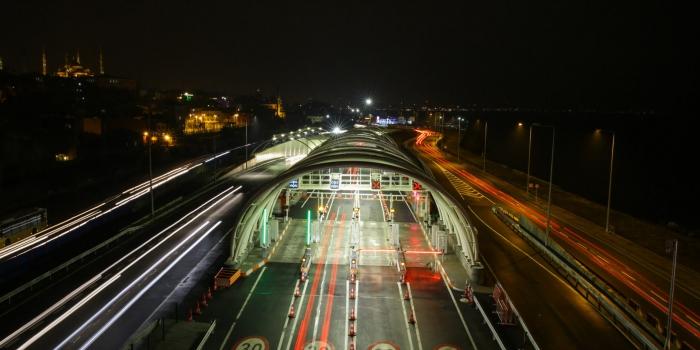 Avrasya Tüneli'nden kaçak geçiş tartışması sürüyor