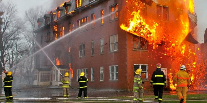 Bina yangınlarına mantolama sistemleri mi neden oluyor?