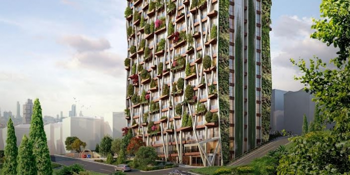Greenox'a Türkiye'nin en yeşil binası ödülü