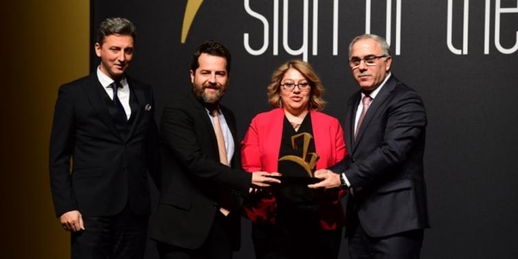 Sign of the City Awards'tan Nef'e 2 ödül