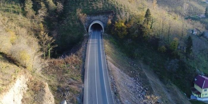 Karadeniz-Akdeniz Yolu projesinin ilk etabı trafiğe açıldı