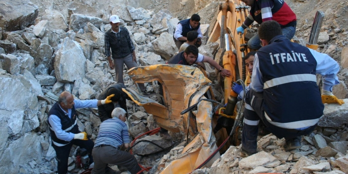 Türkiye ölümlü iş kazalarının önüne geçemiyor