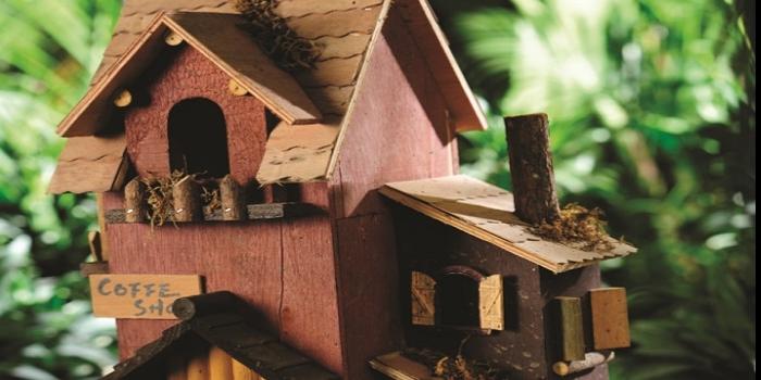 Minik dostlarımız için evde yapabileceğimiz kuş evleri