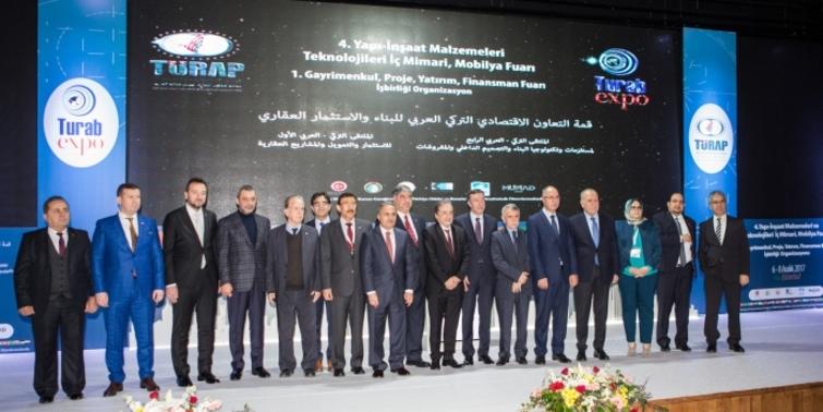 Gayrimenkul sektörü Arap yatırımcılarla buluştu