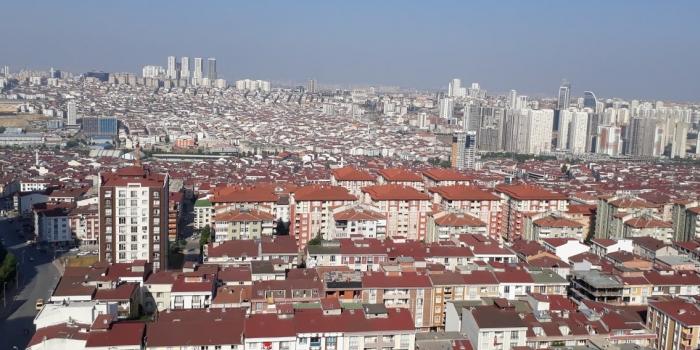 İlçeler bazında İstanbul Avrupa Yakası'nda konut fiyatları
