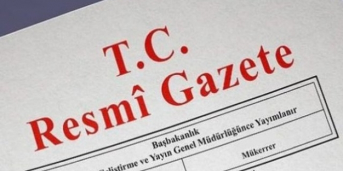 Bakanlar Kurulu kararıyla 11 ilde uygulama alanları açıldı