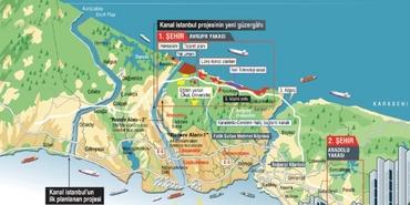 Kanal İstanbul tartışması sil baştan: Kesinleşen güzergah yok
