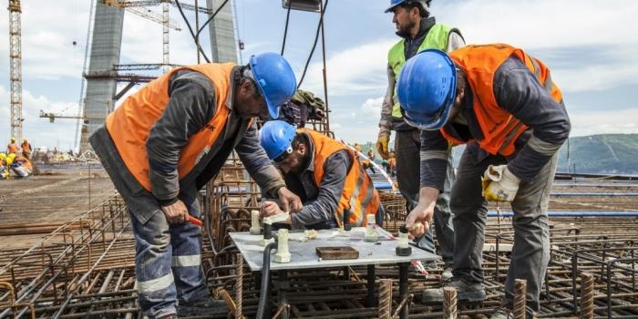 İnşaat sektörü 2023'e dek 114 bin ek istihdam yaratacak