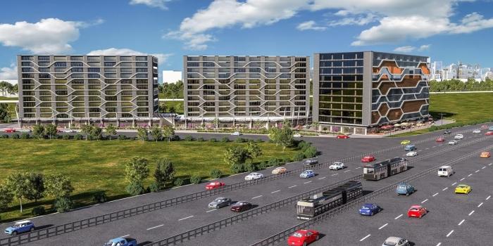 Keleş Center Airport'ta inşaat başladı