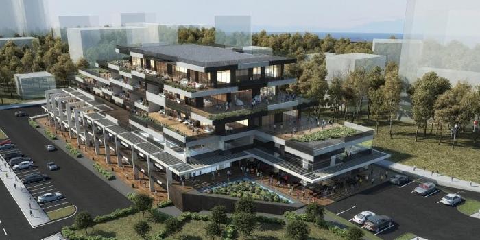 AS Architects'ten dışa açık bir tasarım: Mercado