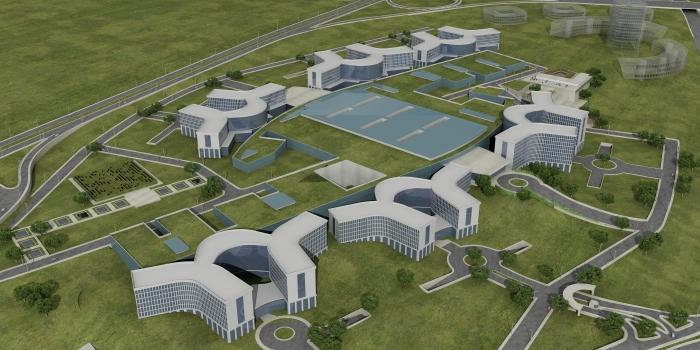 İkitelli Şehir Hastanesi'ne uluslararası ödül