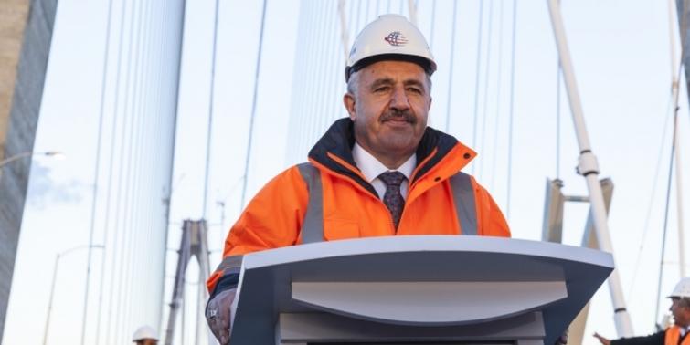 Çanakkale Köprüsü 2023'te hizmete açılacak