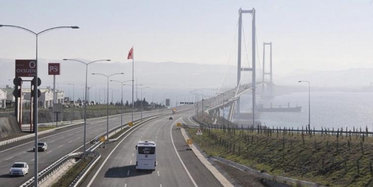 Enflasyon ve kur etkisi köprü ve otoyol fiyatlarına yansıyacak