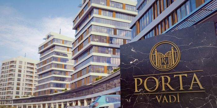 Kağıthane'ye 165 milyonluk yatırım: Porta Vadi