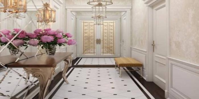 Evinizin girişi için dekoratif öneriler