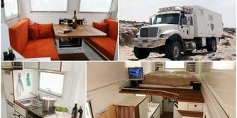 Dünyanın en lüks ve en pahalı karavan otobüsleri