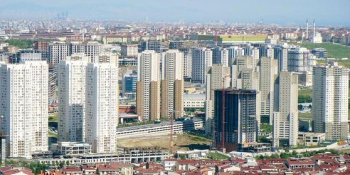 İstanbul ilçelerinde aidat uçurumu