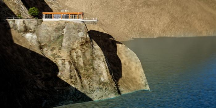 Türkiye'nin büyük 'cam terası' 3.1 milyona mal olacak
