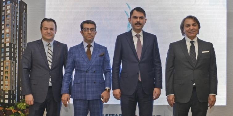 Murat Kurum: 'Konut fiyatları en dibi gördü, daha fazla düşmez'