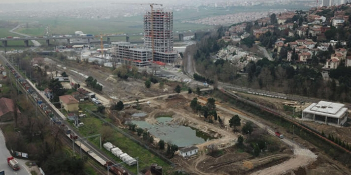 İBB Başkanı'nı sıkıştıran proje: Başakşehir Göleti