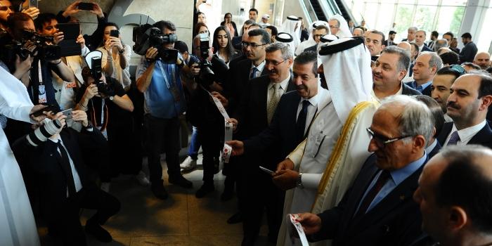 Tahincioğlu 3 projesiyle Expo Turkey by Qatar'da