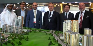Artaş İnşaat projelerin Körfez yatırımcısına tanıttı