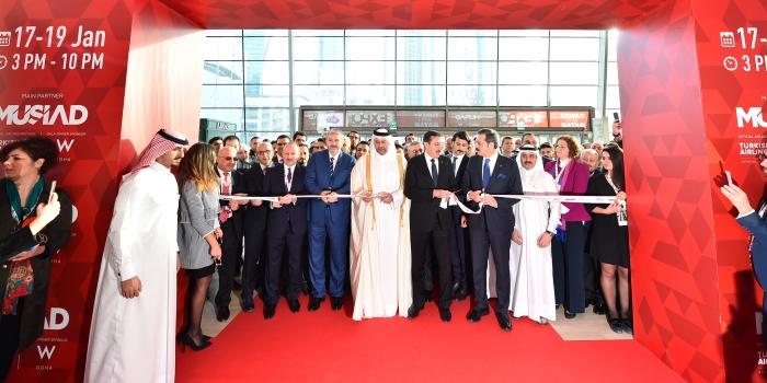 Bakan Tüfenkci'den Katar mesajı: Bu fırsatı değerlendirmeliyiz