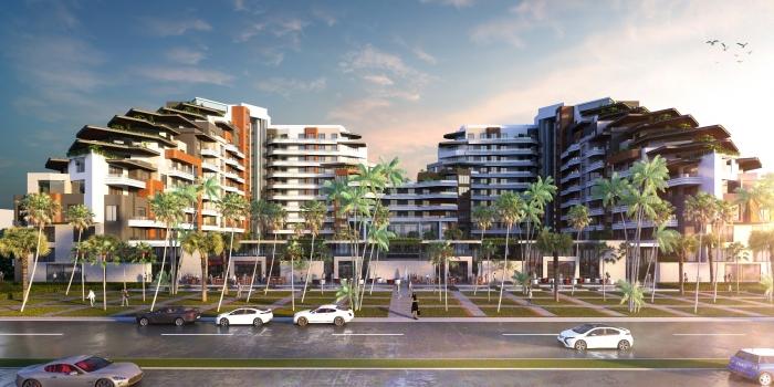 Antalya'ya 80 milyon Euro'luk yatırım: Sunis Blue Residence