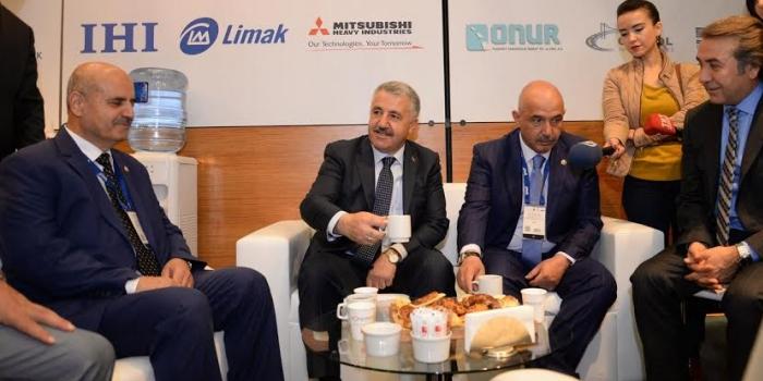 Türkiye'nin mega projeleri bu fuarda buluşuyor