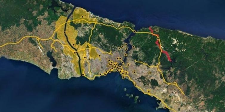 35 ilçeden 19'u Kanal Adası içinde kalacak