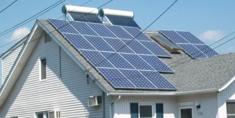 Güneş panelinden elektrik satışı vergiden muaf oldu
