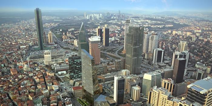 Ofis pazarında boşluk oranları rekor düzeye ulaştı
