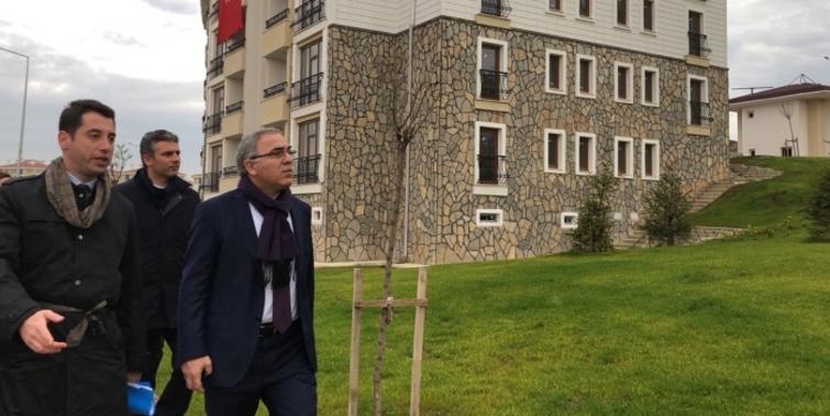 TOKİ Bursa'da 20 bin 723 konut rakamına ulaştı