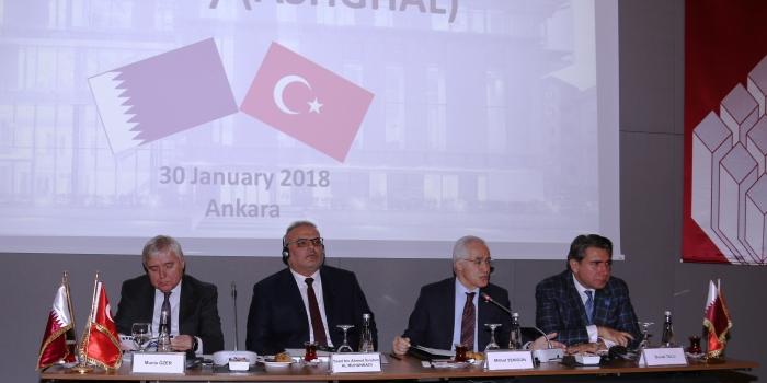 Katar'dan daha fazla Türk firması talebi