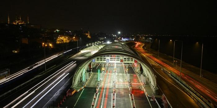 Avrasya Tüneli ücretleri güncellendi