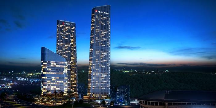 Skyland İstanbul'da 2019'da ödeme fırsatı