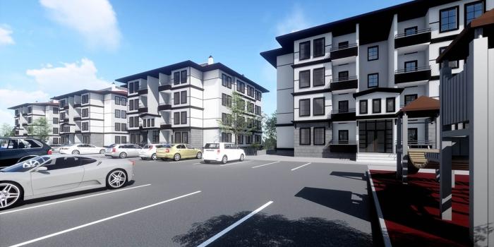 TOKİ Bolu Seben'e 266 konut inşa edecek