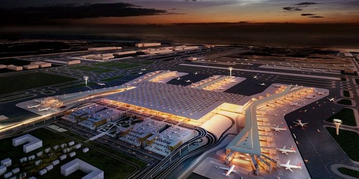 İstanbul'a uçak seferleri iki gün duracak