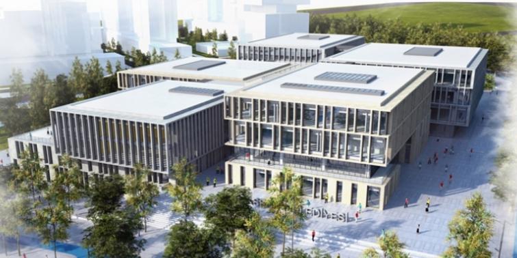 Emlak Konut Başakşehir'e yatırımı sürdürüyor