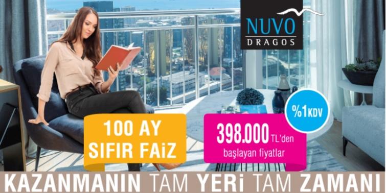 Nuvo Dragos'ta büyük fırsat