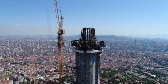 Çamlıca Kulesi bu yıl tamamlanacak