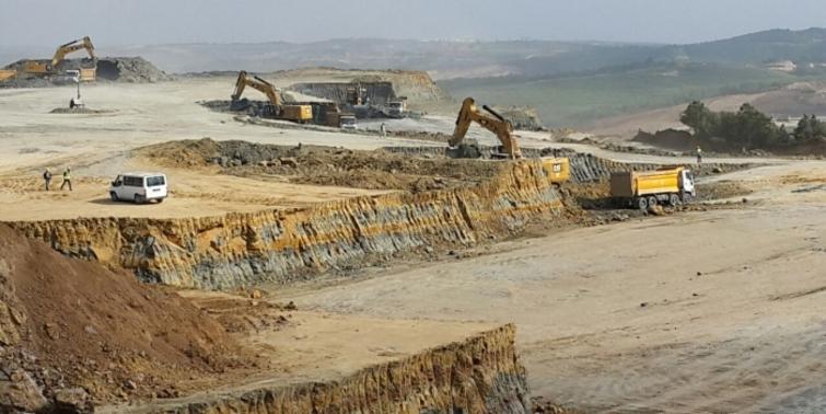 Bakanlıktan 'mega projede 400 kişi öldü' açıklamasına yanıt