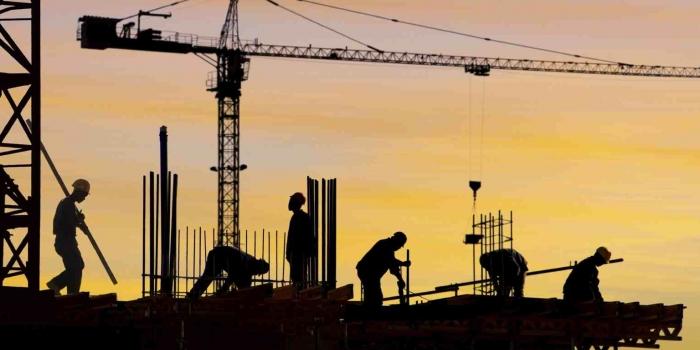 İnşaat sektörünün istihdama katkısı büyüdü