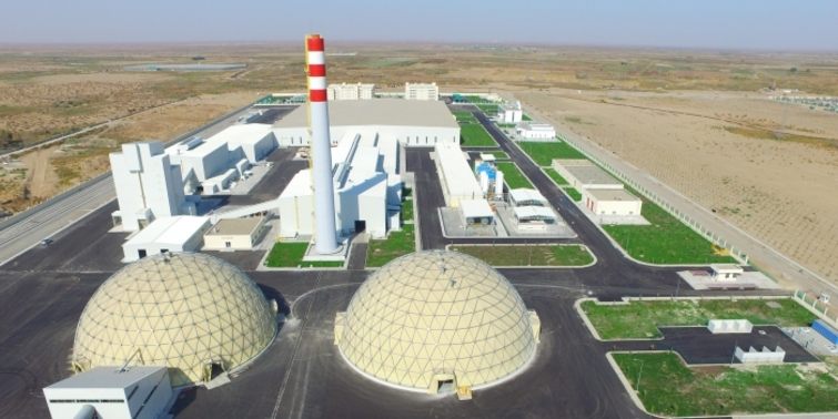 Tepe İnşaat'tan Türkmenistan'a dev yatırım