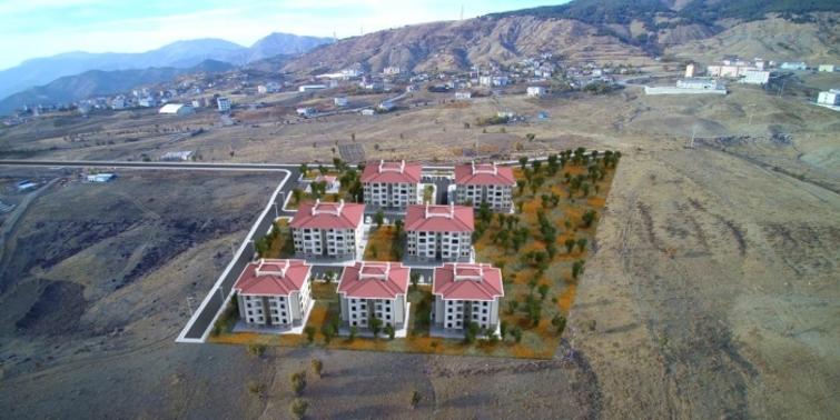 TOKİ Adıyaman Sincik'e 120 konut inşa edecek