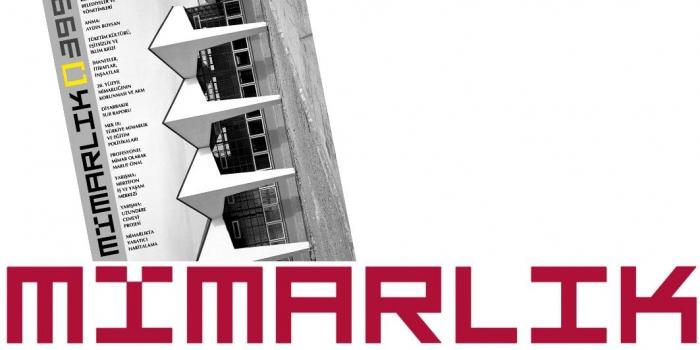Mimarlık Dergisi 400. özel sayısını kutluyor