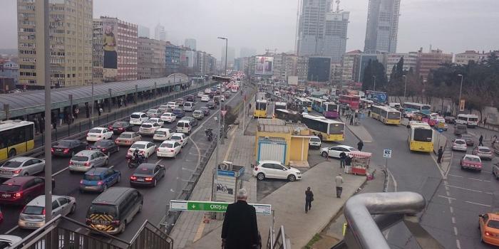 Mecidiyeköy İstanbul toplu ulaşımının merkezi olacak